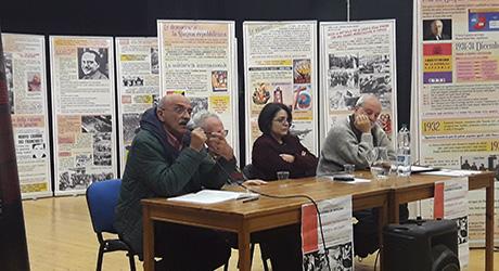 """Presentate all'Aquila le mostre  """"Catalogna bombardata"""" e """"La Spagna nel cuore"""""""