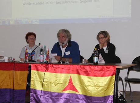 Riunione annuale a Berlino,  ospiti del KFSR: 6-8 ottobre 2017