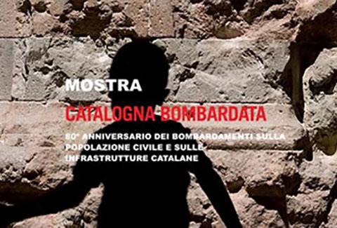 Mostra Catalogna bombardata a La Spezia