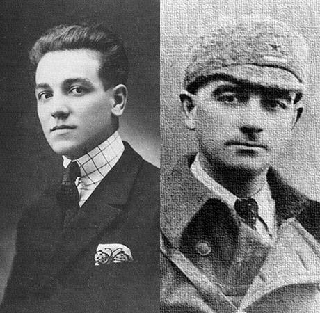 Eusebio e Vitale Giambone due fulgidi esempi di militanza antifascista