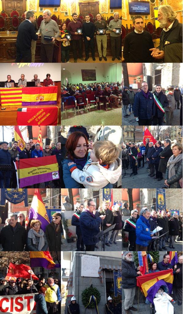 Sulle barricate della libertà 80° anniversario della morte di Guido Picelli
