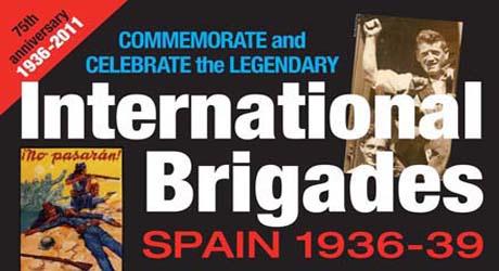 Gli Inglesi che combatterono  nella guerra civile di Spagna