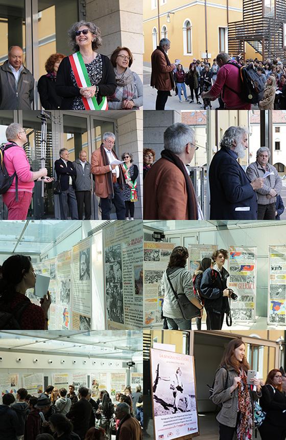 """A Portogruaro dal 5 al 7 maggio, Foyer della Magnolia del Teatro """"Luigi Russolo"""""""
