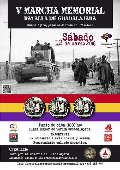 Guadalajara, la prima sconfitta del fascismo