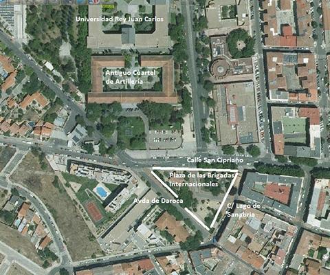 In Spagna una piazza intitolata alle Brigate Internazionali