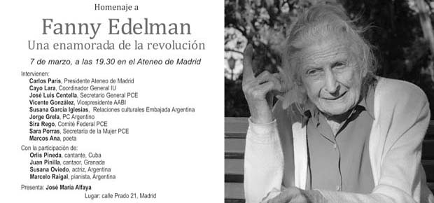 Fanny Edelman è morta a 101 anni