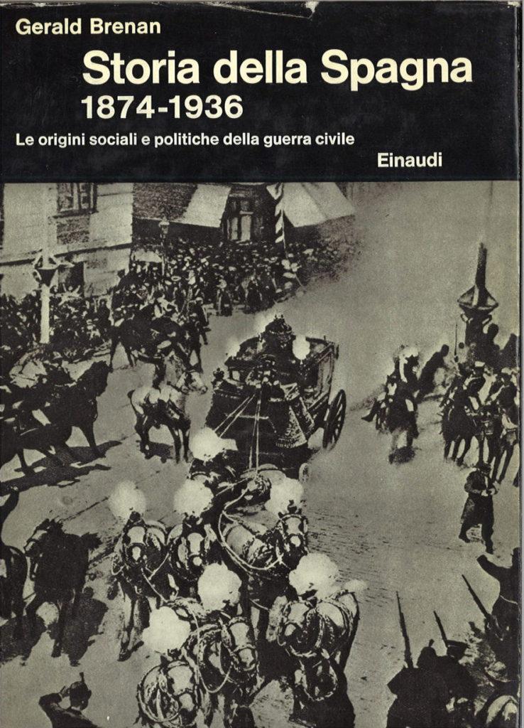 Storia della Spagna 1874-1936 : le origini sociali e politiche della guerra civile