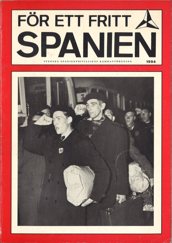 För ett fritt Spanien