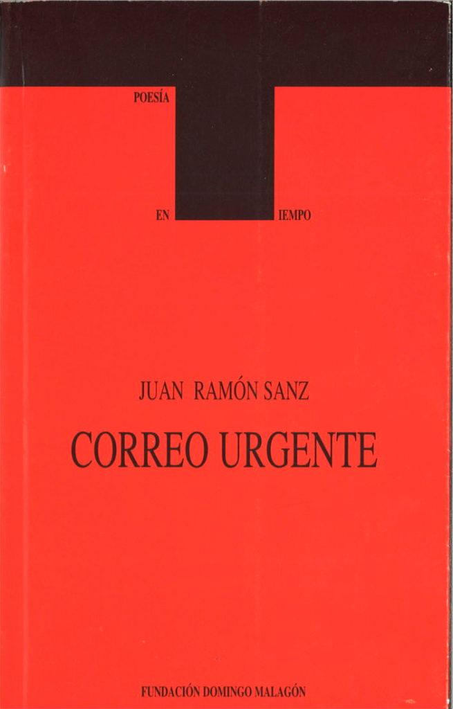 Correo urgente : poesia en tiempo