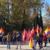 Manifestazione alla Città Universitaria di Madrid in ricordo delle Brigate Internazionali.