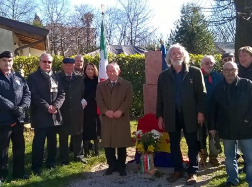 Sacile - Monumento ai Garibaldini di Spagna - ITALIA