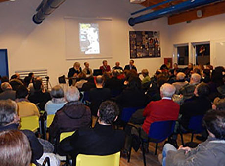 Riunione costitutiva della sezione Aicvas-Parma intitolata a Guido Picelli