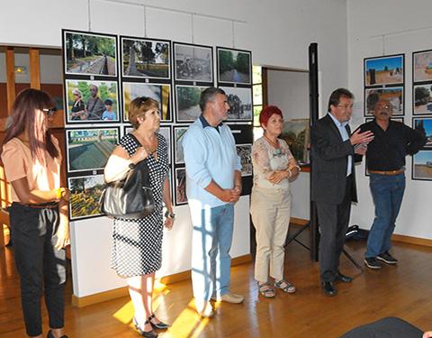Mostra fotografica di Francesco Pinzi in Francia a Portet sur Garonne (Tolosa)