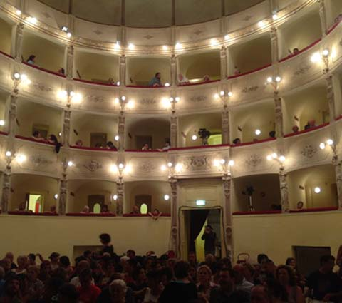A Sarzana Los Italianos, spettacolo sulla partecipazione degli antifascisti italiani alla guerra di Spagna