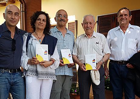 """José Almudéver Mateu al Festival  """"Fino al cuore della rivolta"""" di Fosdinovo"""