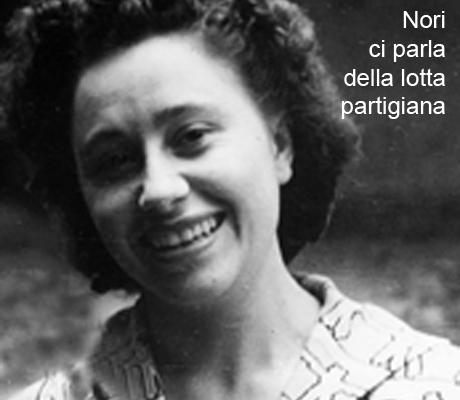 Piangiamo la scomparsa di Nori Brambilla Pesce, partigiana, gappista, nostra Presidente onoraria