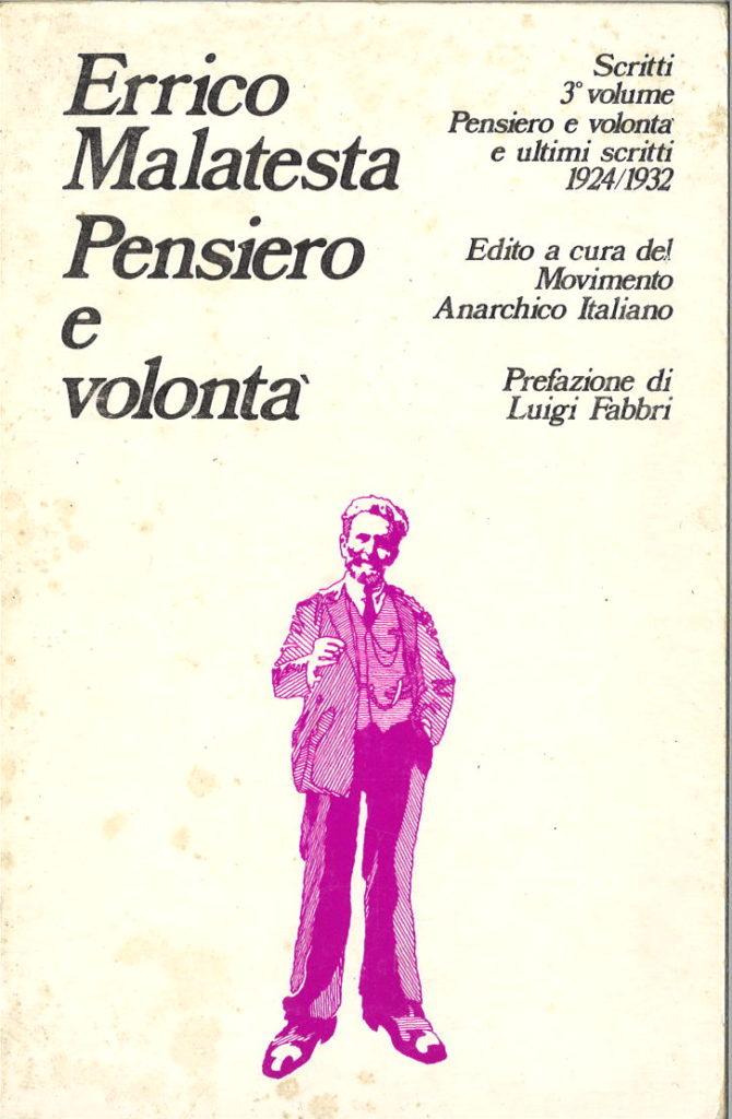 Pagine di lotta quotidiana : Scritti 3: Pensiero e volontà e ultimi scritti, 1924-1932
