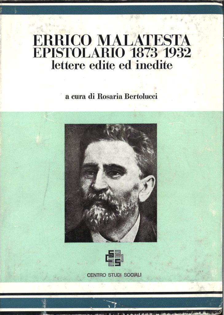 Epistolario : lettere edite e inedite 1873-1932