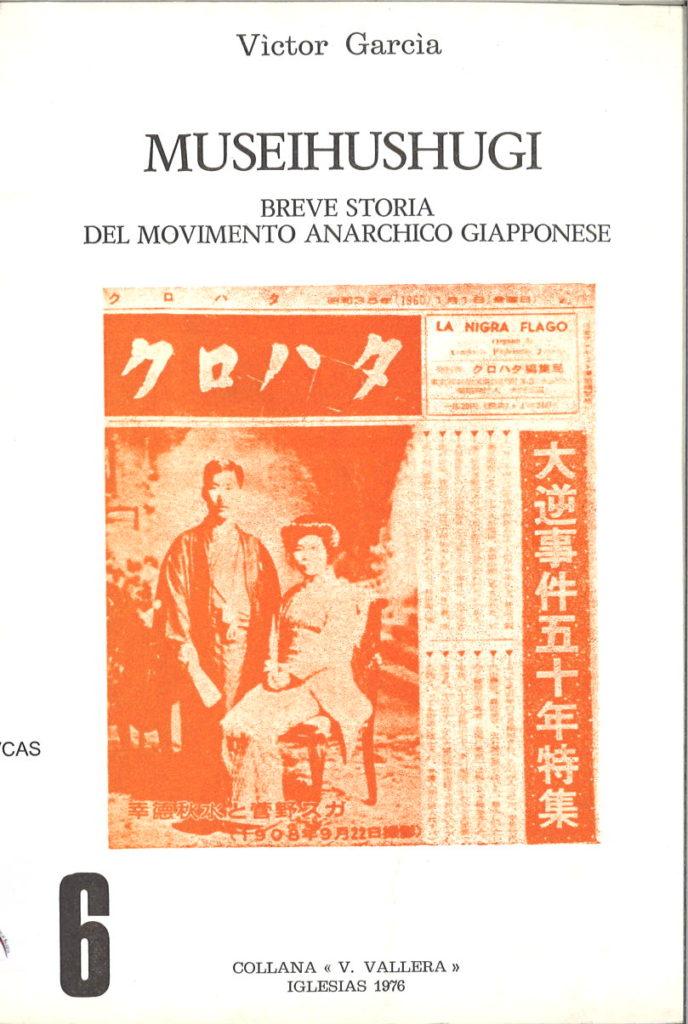 Museihushugi : breve storia del movimento anarchico giapponese