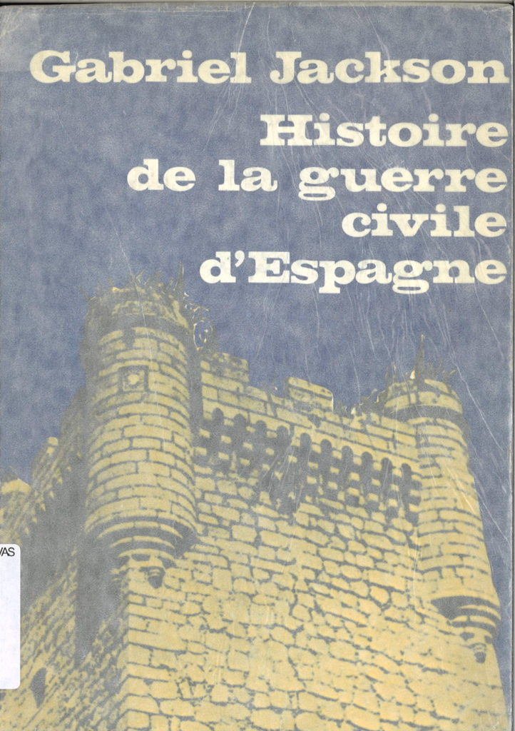 Histoire de la guerre civile d'Espagne