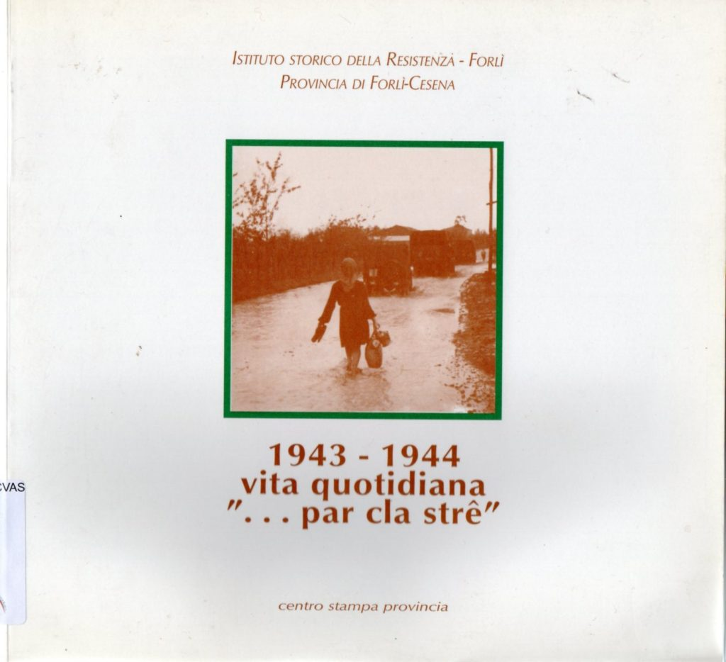 1943-1944 vita quotidiana… par cla strê