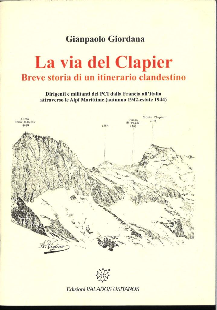 La via del Clapier