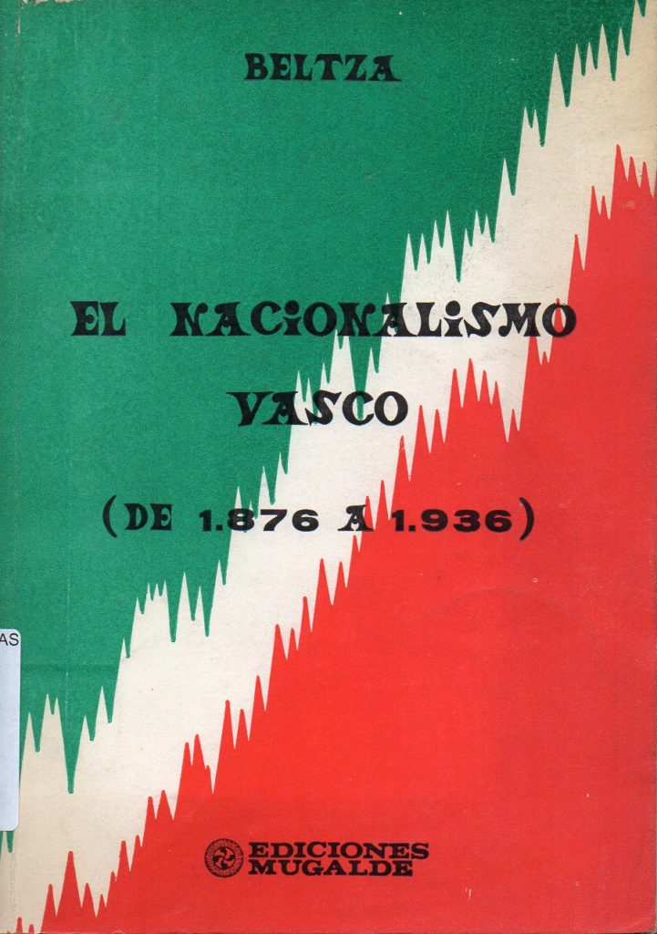 El nacionalismo vasco, 1876-1936