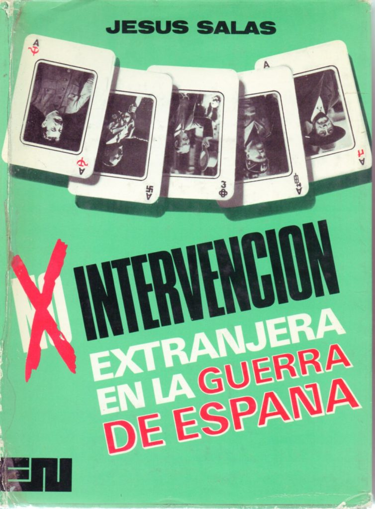 Intervencion extranjera en la guerra de Espana