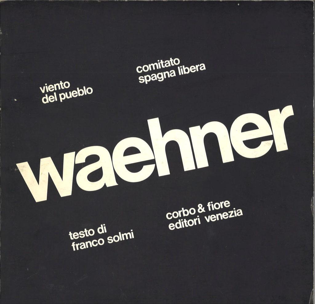 Waehner : viento del pueblo