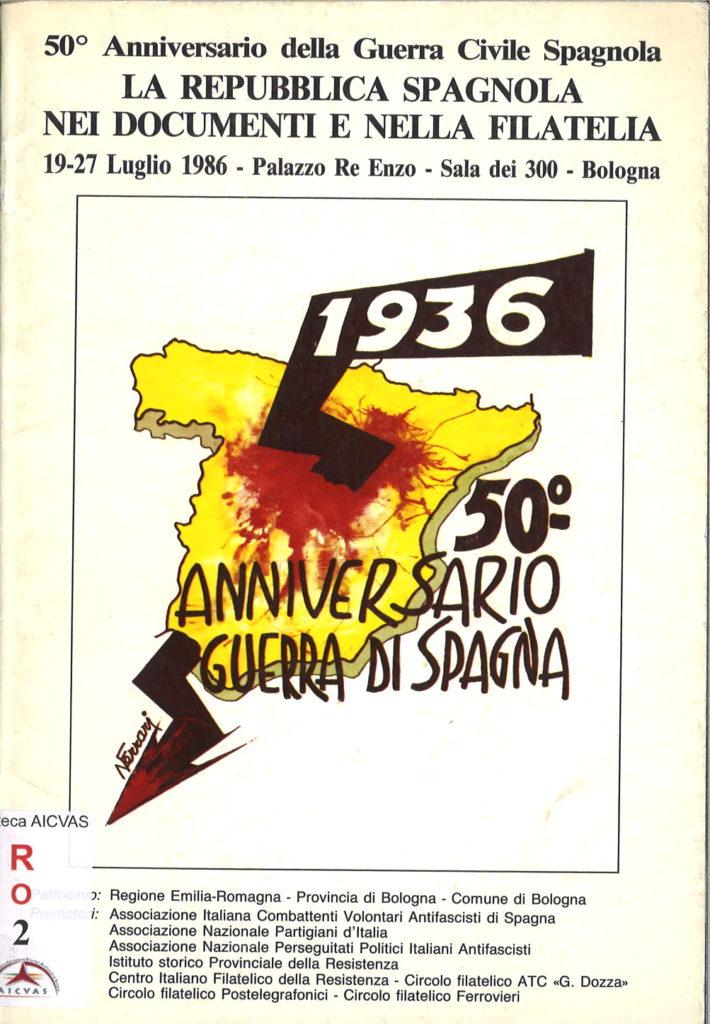 La guerra civile spagnola 1936-1939 nei documenti e nella filatelia