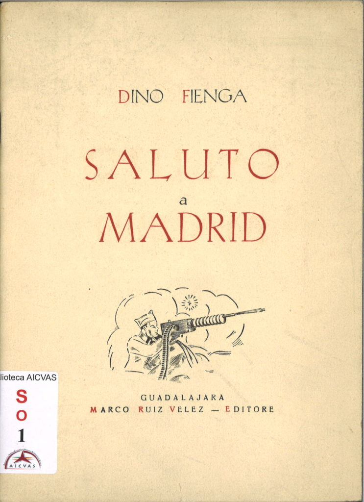 Saluto a Madrid