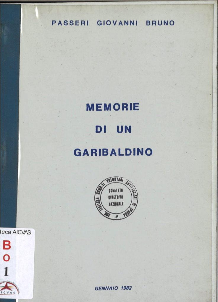 Memorie di un garibaldino