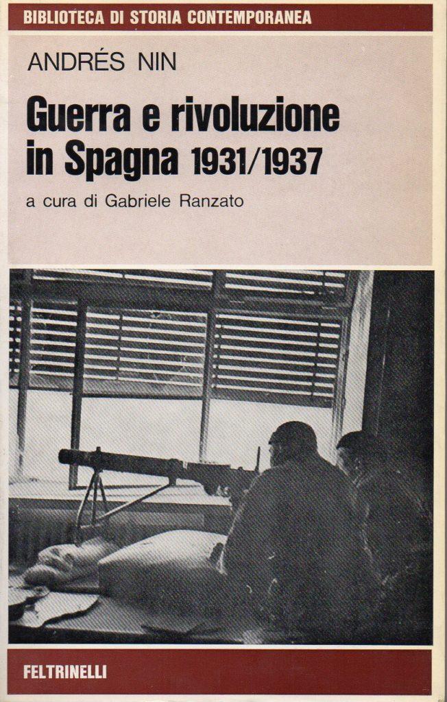 Guerra e rivoluzione in Spagna, 1931-1937