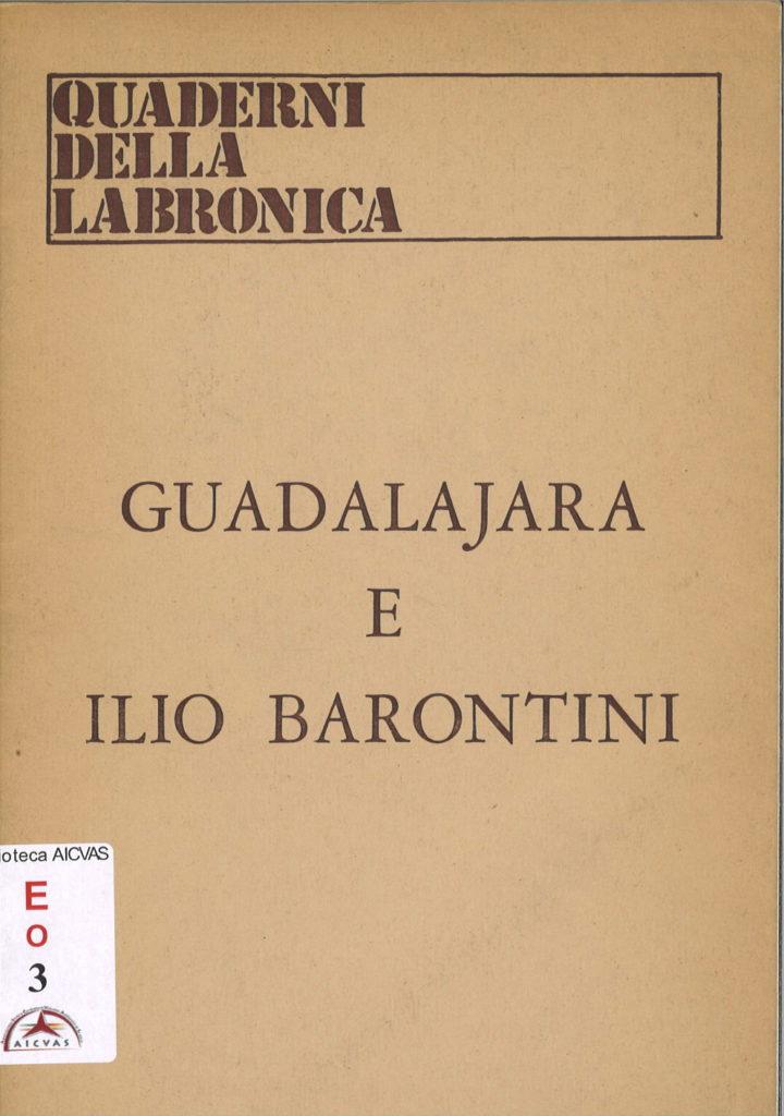 Guadalajara e Ilio Barontini