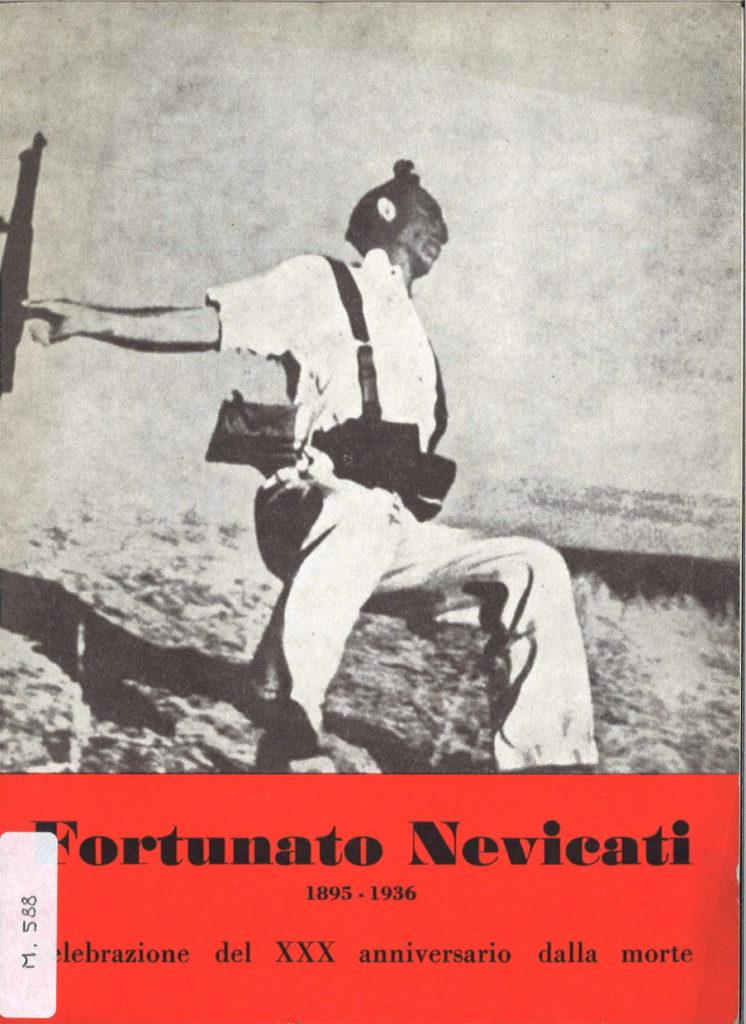 Fortunato Nevicati, 1895-1936