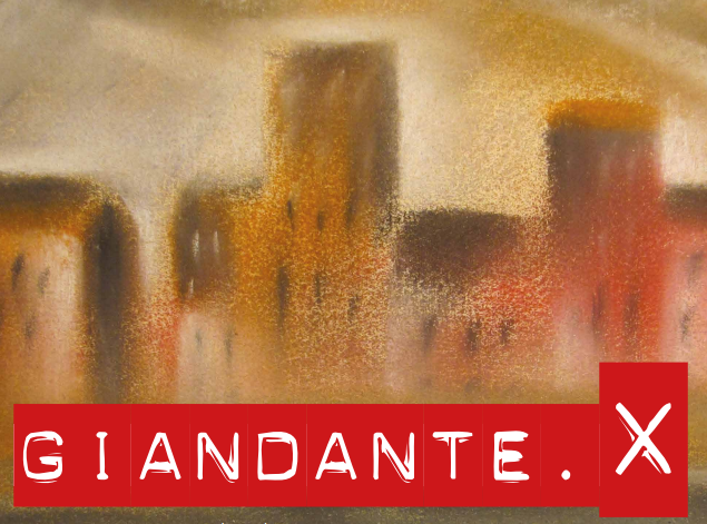 Mostra delle opere di Giandante X