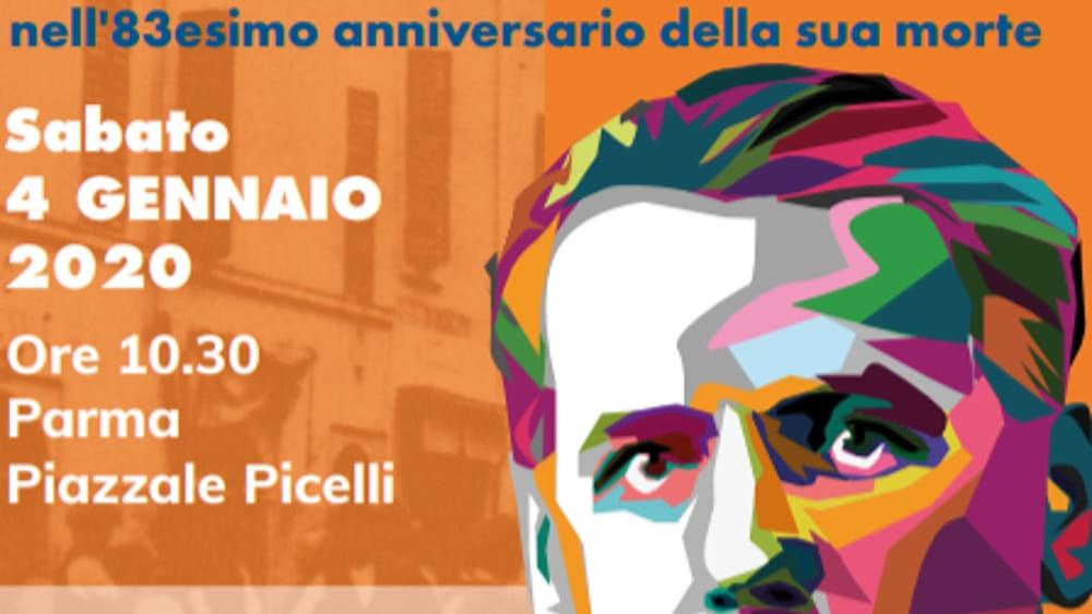 PARMA ANTIFASCISTA  Ricorda Guido Picelli nell'83esimo anniversario della sua morte
