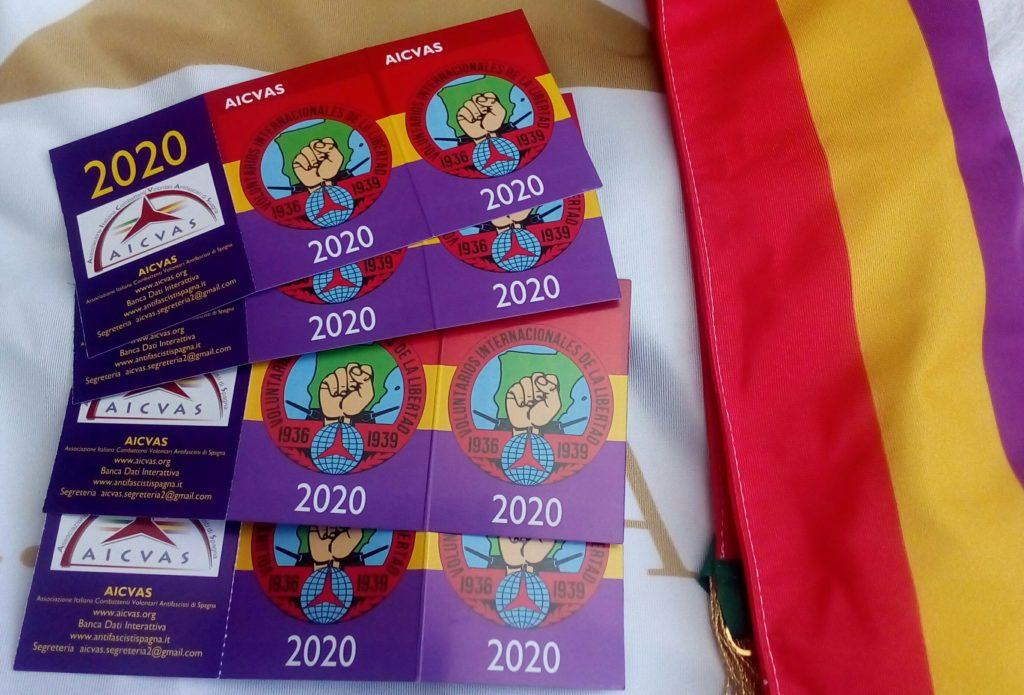 CAMPAGNA TESSERAMENTO 2020