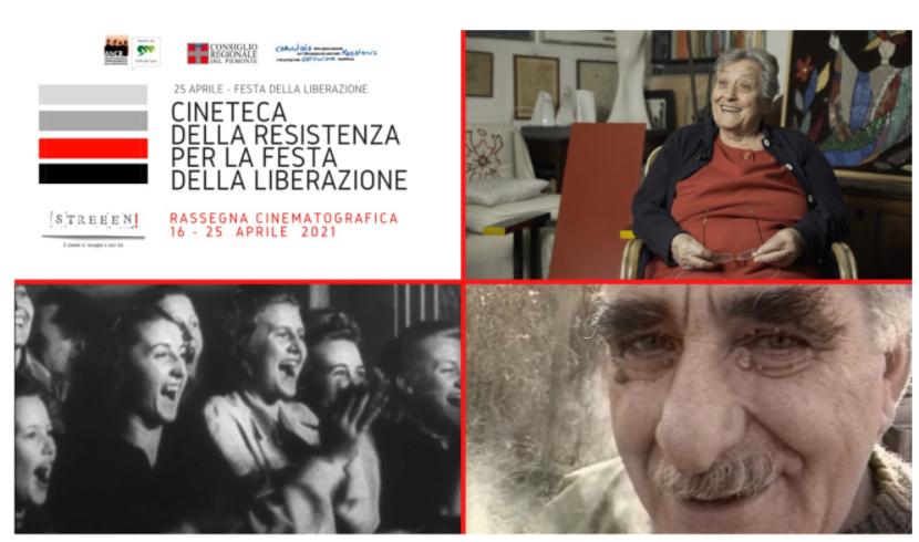 """Cineteca della resistenza per la festa della Liberazione """"Marzo. Cronache di una vita"""""""